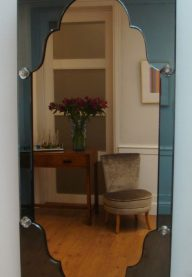Art Deco mirror 3