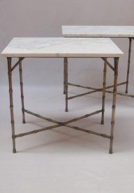 Bamboo tables 4