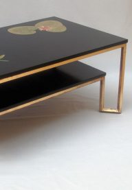 Black coffee table 4
