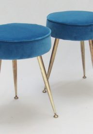 Brass stools