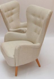 Ernest Race chairs