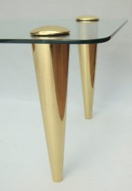 Gilbert Rohde coffee table detail 2