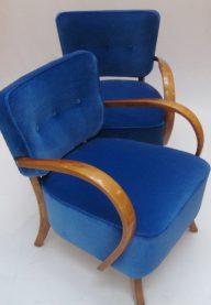 Halabala chairs