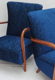 Ico Parisi chairs pair