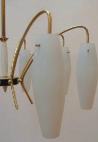 Italian chandelier detail 2