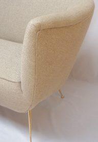 Italian sofa detail 2