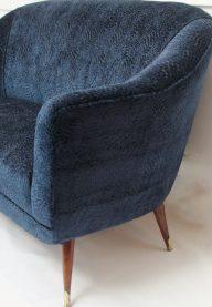 Italian sofa detail