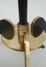 Lunel lamp detail 2