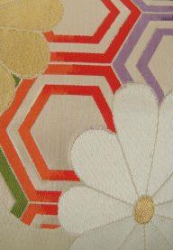 Obi cushions detail