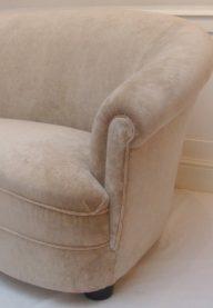 Small sofa detail