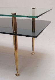 Two tier coffee table detail 3