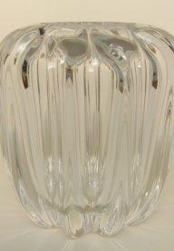 Val St Lambert vase 2